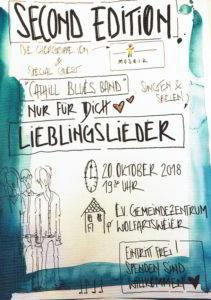 CHBB nächste Auftritte