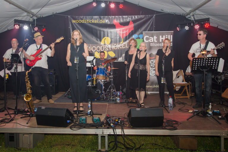 Cat Hill BluesBand 2018